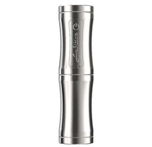 Ambition Mod Luxem Tube Mod silver
