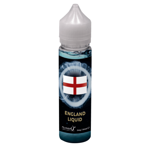 England Liquid | Shake and Vape