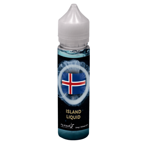 Island Liquid | Shake and Vape