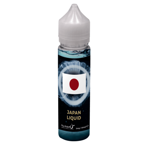 Japan Liquid | Shake and Vape