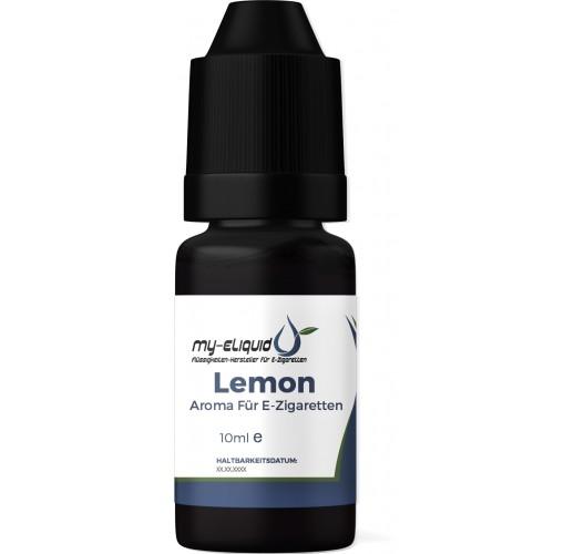 Lemon Aroma Plastik