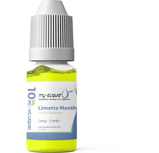 Limette Menthol liquid
