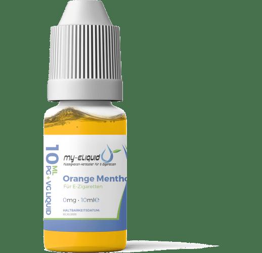 Orange Menthol Liquid