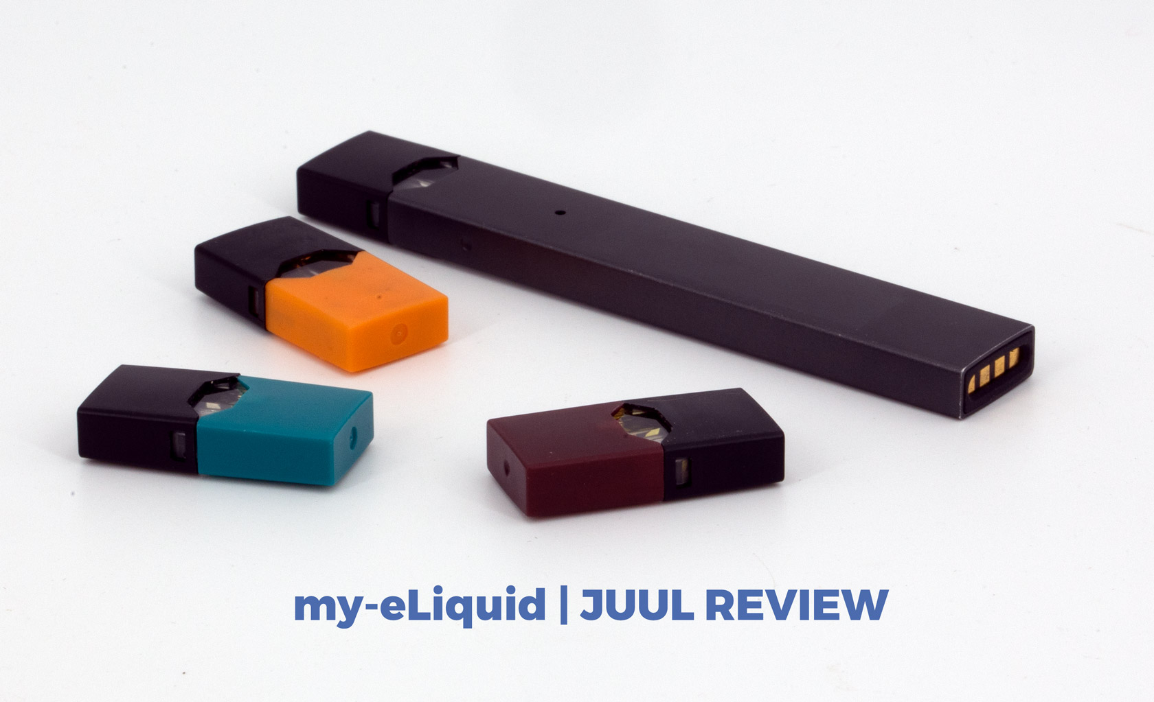 Juul e-Zigarette Review