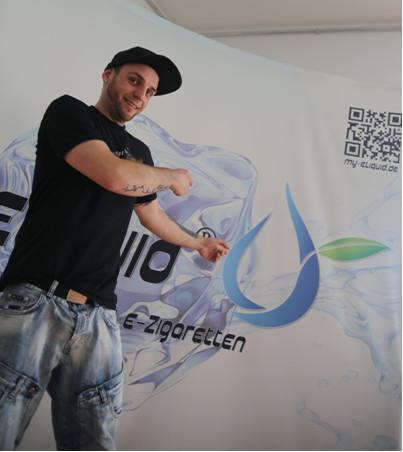Tobias Bielmeier - Shop Leiter my-eLiquid Shop Muenchen