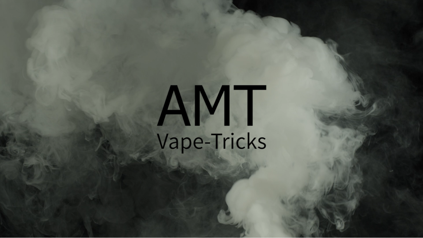 My-eLiquid Vape Tricks Dampfer Tricks Cloud Chasing von AMT Vape