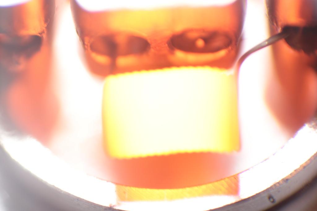 Glühender Draht im Liquid Verdampfer