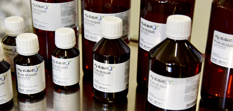 Liquid Base 0mg - 50 / 50 - selbst mischen