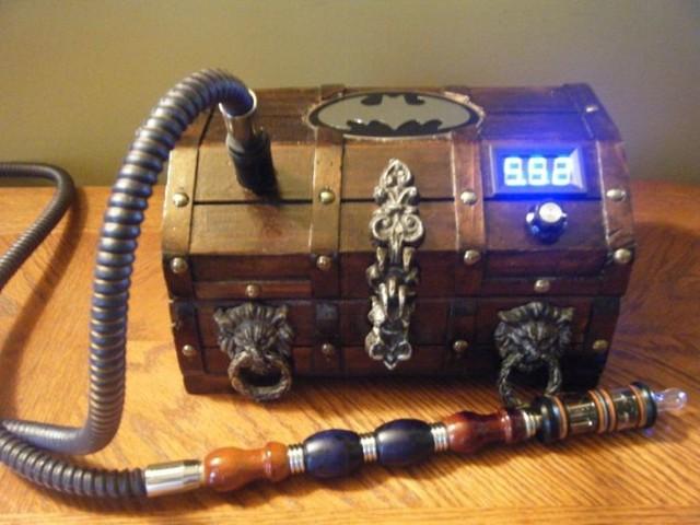 e-Zigaretten und Verdampfer Mods - Batman - Bat Box