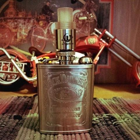 e-Zigaretten und Verdampfer Mods - Jack Daniels