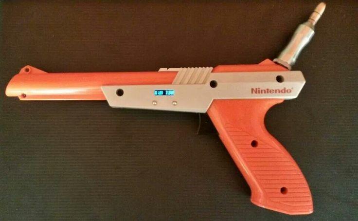 e-Zigaretten und Verdampfer Mods - Retro - Nintendo Laser Gun