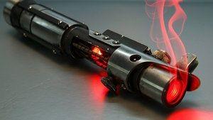 e-Zigaretten und Verdampfer Mods - Star Wars Lichtschwert