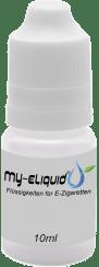 Liquid Flasche für e-Juice