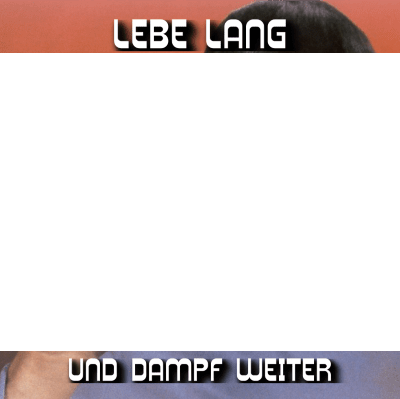 Dampfer Fun - Spock als Dampfer