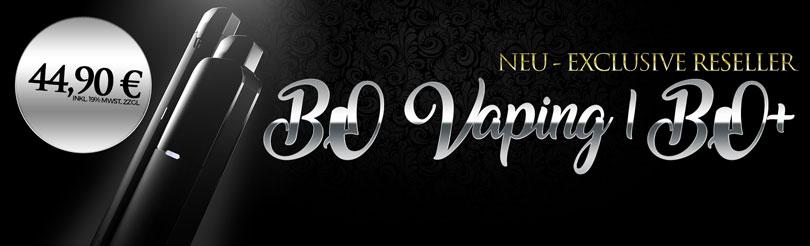 Bo Vaping | BO Plus (BO+) - Kaufen