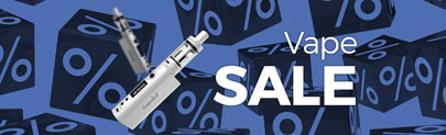 Vape Sale - Reduzierte e-Zigaretten und Liquid Angebote
