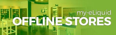 my-eLiquid | e-Zigaretten Shops Offline
