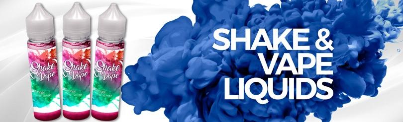 Shake and Vape - Liquids