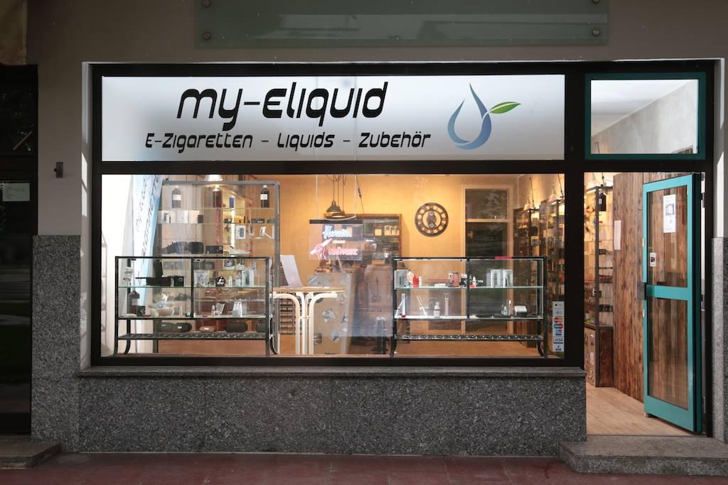 E-Zigaretten und Liquid Fachgeschäft in München Sendling